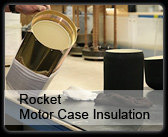 Rocket Case Insulation